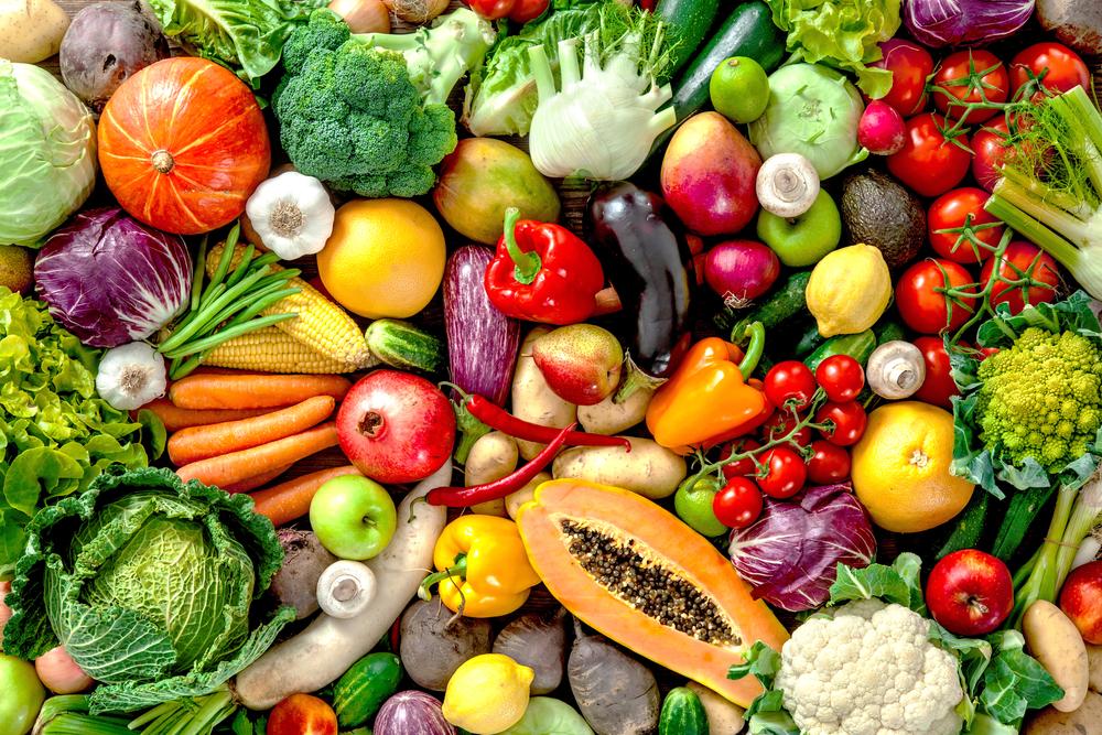 fruits vegetables vegetable vegetables