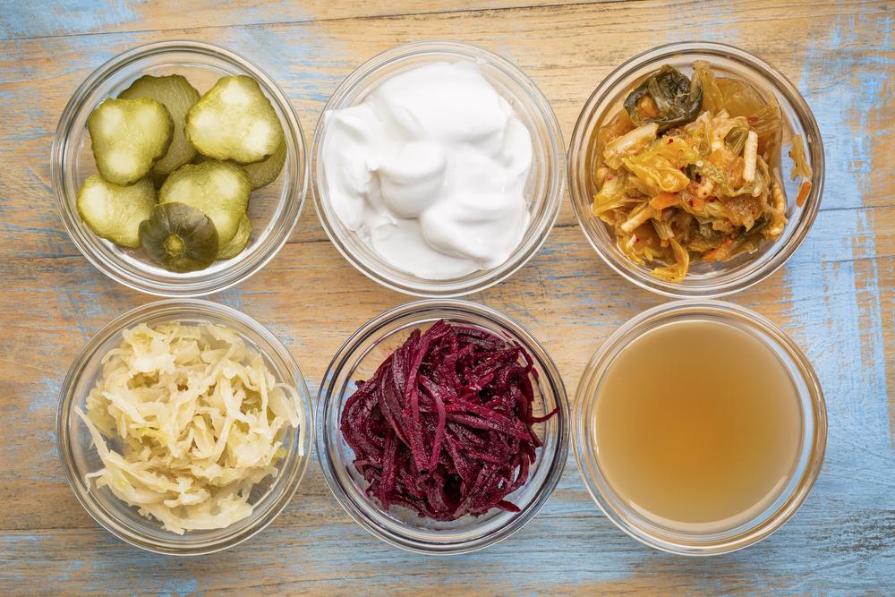 foods that improve the immune system: probiotics