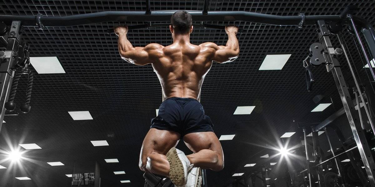 treinos de costas dorsais - fraquezas