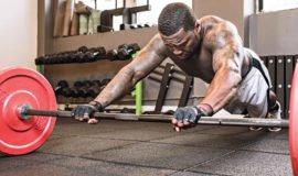 O treino de força e resistência do rapper 50 Cent