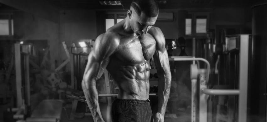 resistencia fisica atleta suor academia