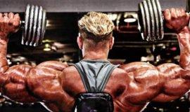 Um treino avançado e pesadíssimo de SST para construir massa muscular