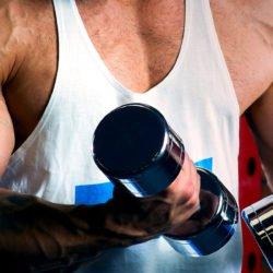 range repetições - biceps braços