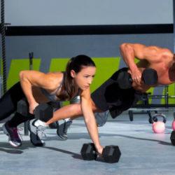 esporte sistema imunologico casal prevenção doenças treino de força