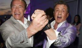 [DESAFIO] Quem disse isso, Arnold ou Stallone?