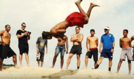 Herois da quebrada: os brasileiros que dão show de força e potência nas periferias