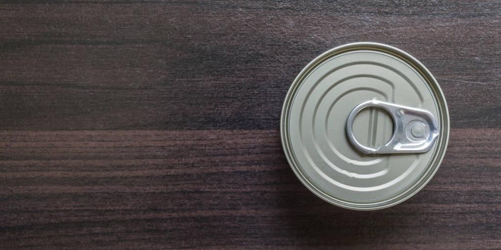 lanches - atum em lata
